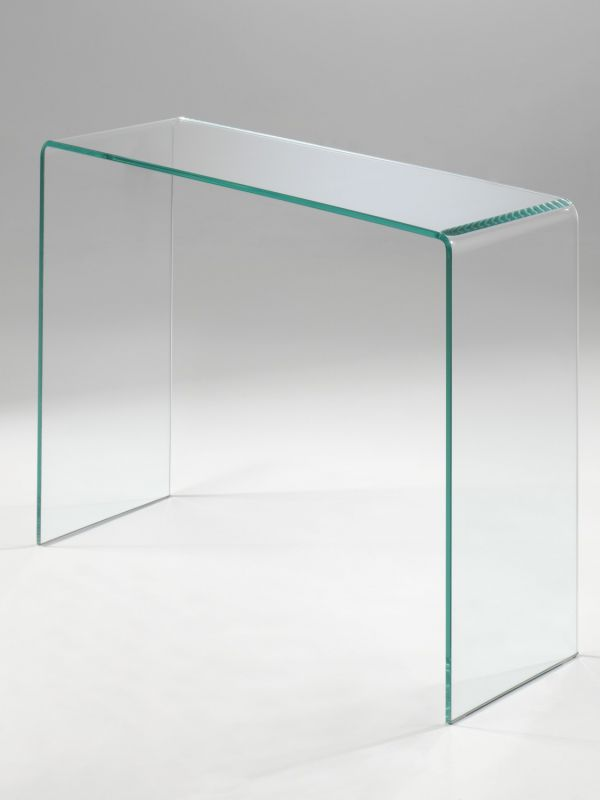 Console pure glass